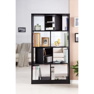 Modern Swivel Blocks Bookcase/ Display Stand