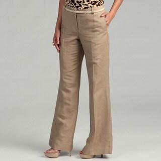 Model GANT Women39s Old Dyed Chino Pants EU 34 Dark Khaki  Walmartcom