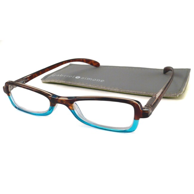 Gabriel+Simone Women's 'Colette' Two-Tone Reading Glasses