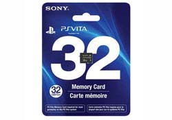Ps Vita - 32 GB Memory Card