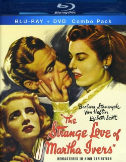 Strange Love of Martha Ivers (Blu-ray/DVD)