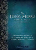 "The Henry Morris Study Bible: King James Version, Apologetics Commentary and Explanatory Notes from the ""Father o... (Hardcover)"