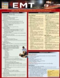 Emergency Medical Technician Quick Reference Guide (Wallchart)