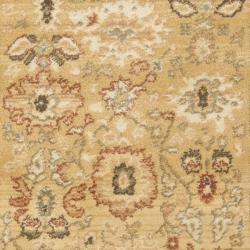 Safavieh Oushak Gold/ Gold Rug (2'6 x 4')