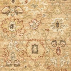 Safavieh Oushak Light Brown/ Light Brown Rug (2'6 x 4')