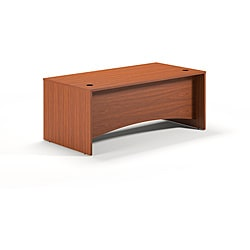 Mayline Brighton Series 66-inch Retangular Desk Shell