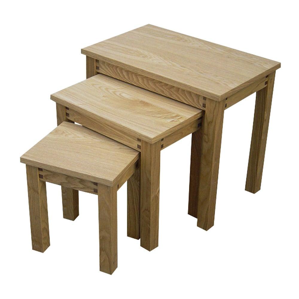 Ashton' Three Nested Tables