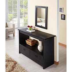 Black Caliper Sofa/ Console Table