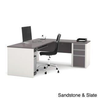 Connexion L-shaped Workstation