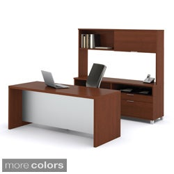 Bestar Pro-Linea Executive Desk Kit