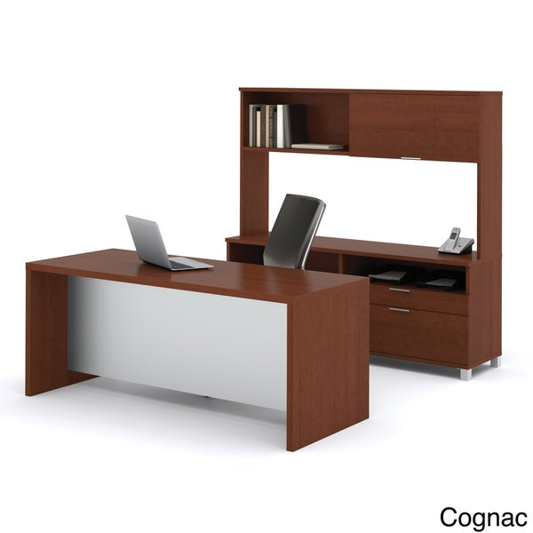 Bestar Pro Linea Executive Desk Kit