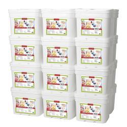 Lindon Farms Food Storage Kit (8640 Servings)