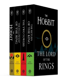 The Hobbit / The Lord of the Rings (Paperback)