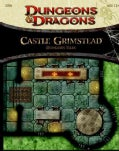 Castle Grimstead Dungeon Tiles (Hardcover)