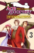 Miles Edgeworth: Ace Attorney Investigations 3 (Paperback)