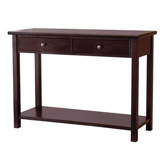Austin Console Table with 2 Drawers