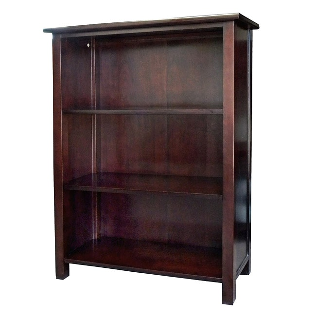 Austin 3' Bookcase with 3 Shelves