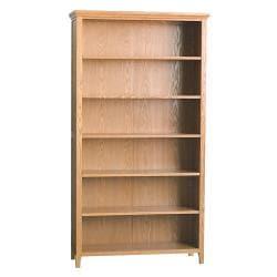 Fraser Large Bookcase with 6 Shelves