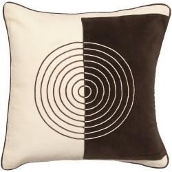 Bullseye 18x18 Jaco Decor Pillow