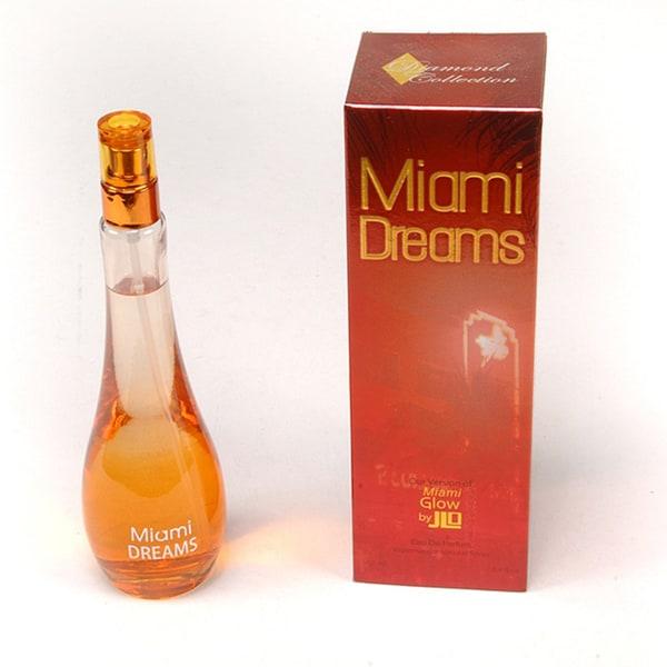 Diamond Collection 'Miami Dreams' Women's 3.4-ounce Eau De Parfum Spray