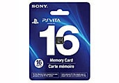 Ps Vita - 16 GB Memory Card