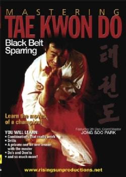 Mastering Tae Kwon Do: Black Belt Sparring (DVD)