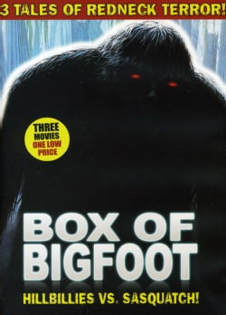 Box of Bigfoot: Hillbillies vs. Sasquatch