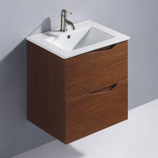 Vigo 24-inch Suzetta Single Bathroom Vanity