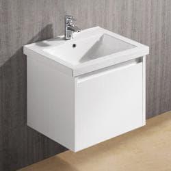 Vigo 23-inch Bianca Single Bathroom Vanity