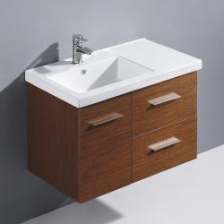 Vigo 31-inch Moderna Trio Single Bathroom Vanity