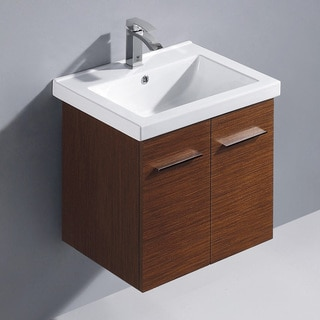 Vigo 24-inch Amber Single Bathroom Vanity
