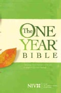 One Year Bible: New International Version (Paperback)