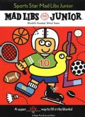 Sports Star Mad Libs Junior (Paperback)