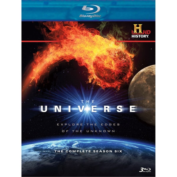 The Universe: The Complete Season 6 (Blu-ray Disc) 8719160