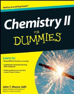 Chemistry II for Dummies (Paperback)