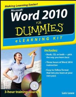 Microsoft Word 2010 for Dummies (Paperback)