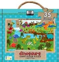 Dinosaurs: Green Start Giant Floor Puzzle (General merchandise)