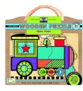 Choo Choo: Earth Friendly Puzzles With Handy Carry & Storage Case (General merchandise)