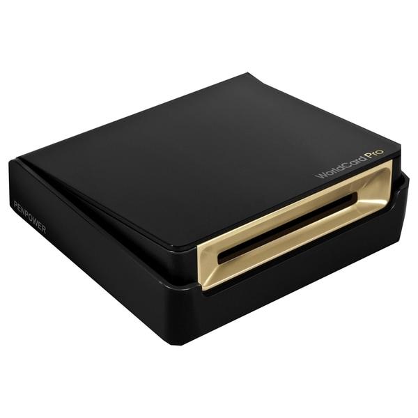 Penpower WorldCard Pro Card Scanner - 600 dpi Optical