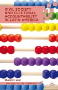 Civil Society and Electoral Accountability in Latin America (Hardcover)