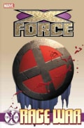 Counter X 4: X-Force--Rage War (Paperback)