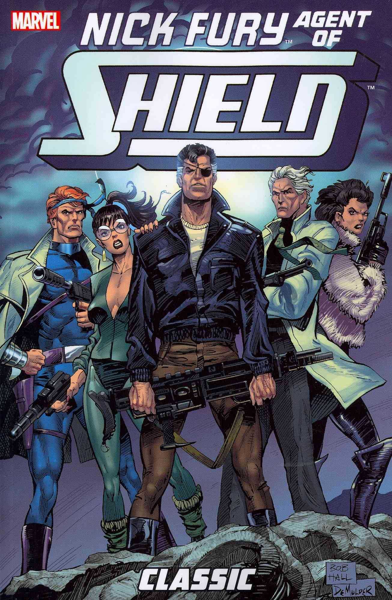 Nick Fury, Agent of S.h.i.e.l.d. Classic 1 (Paperback)