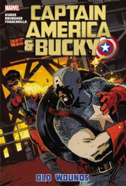 Captain America and Bucky: Old Wounds (Hardcover)