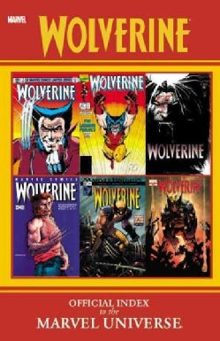 Official Index to the Marvel Universe: Wolverine (Paperback)