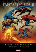 Marvel Masterworks: The Fantastic Four 8 (Paperback)