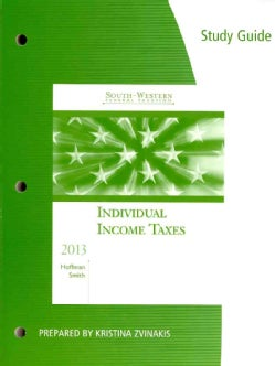South-Western Federal Taxation: Individual Income Taxes, 2013 Edition (Paperback)