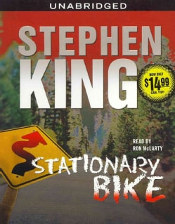 Stationary Bike (CD-Audio)