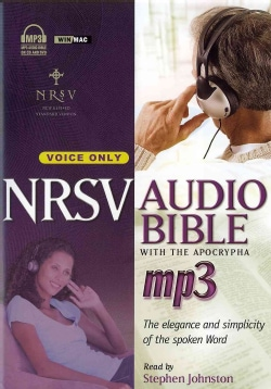 Holy Bible: New Revised Standard Version Audio with the Apocrypah