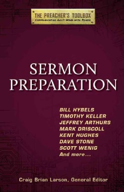 Sermon Preparation (Paperback)