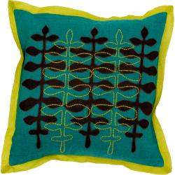 Decorative Brig Pillow